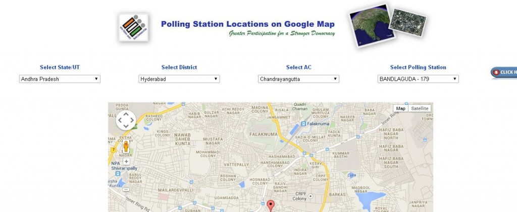 Find polling station location Find polling station location Find polling station location polling booth in google 2