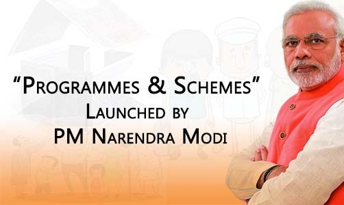 top schemes List of Top Schemes Started By Narendra Modi Modi Schemes in Detail 2015