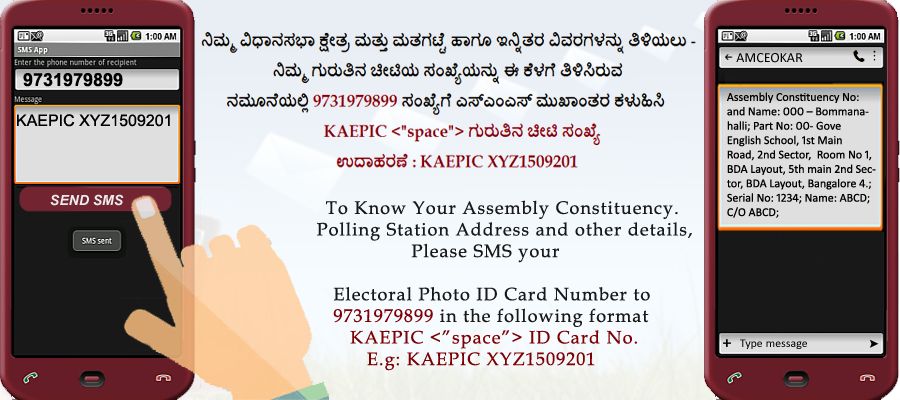 find polling station karnataka Find Polling Station in Karnataka karnataka